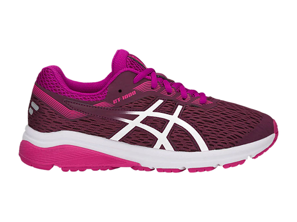 ASICS JUNIOR GT 1000 7 GS PINK <BR> 1014A005 500