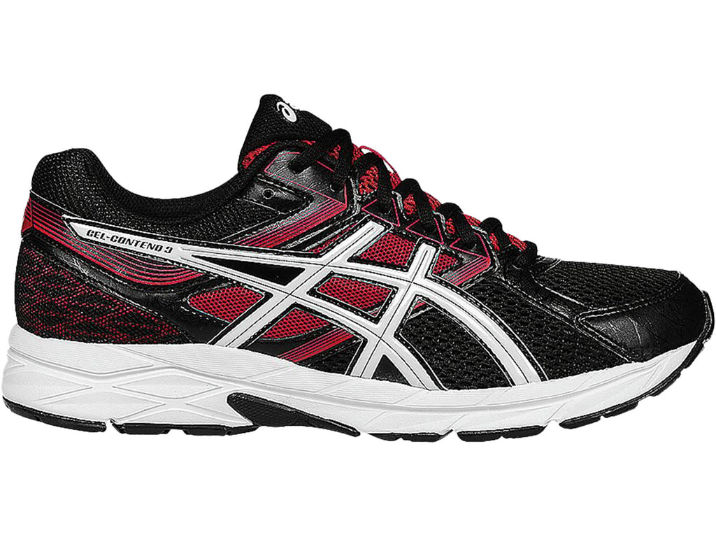 ASICS MENS GEL CONTEND 3 <BR> T5F4N 9900