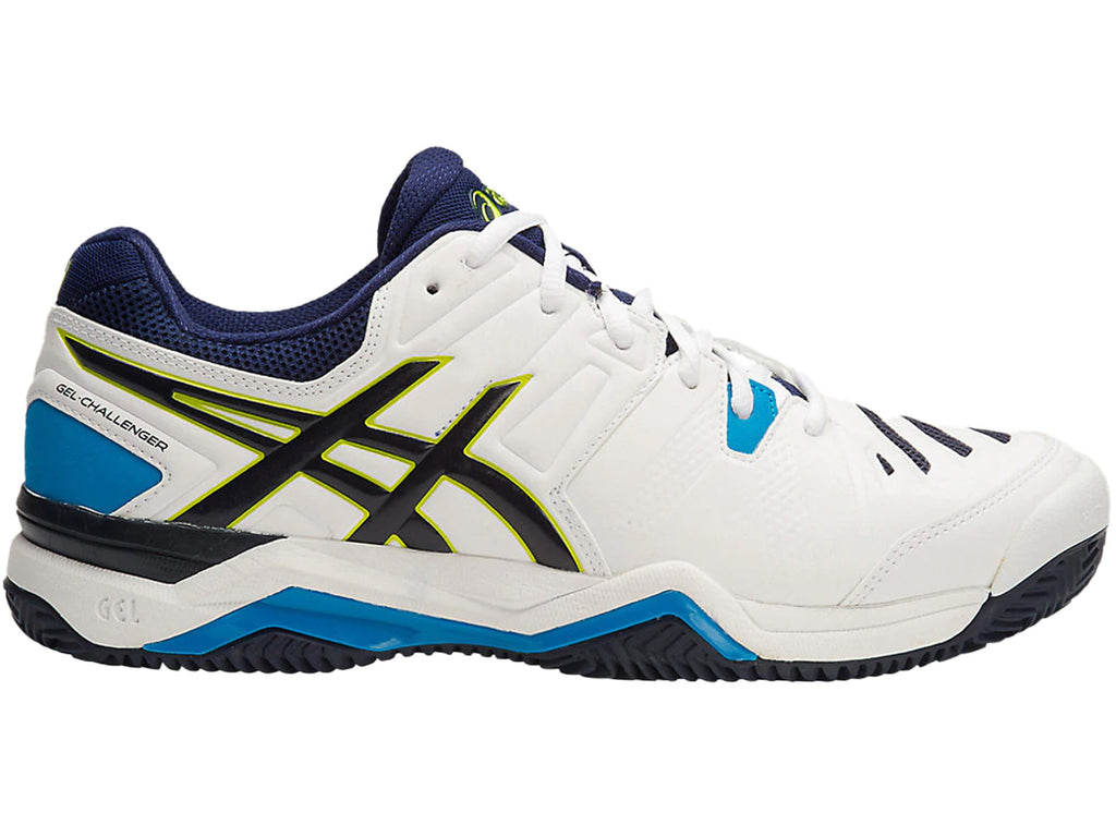 ASICS MENS GEL CHALLENGER 10 (COURT SHOES) <BR> E505Y 0105