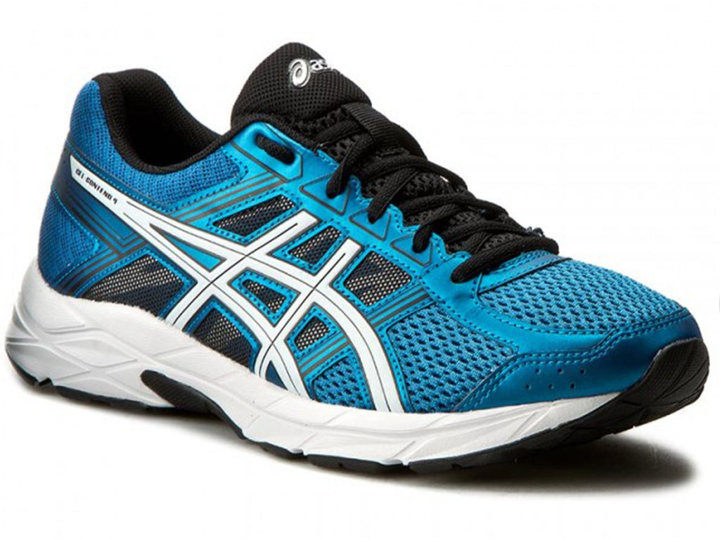 ASICS MENS GEL CONTEND 4 <BR> T715N 4901