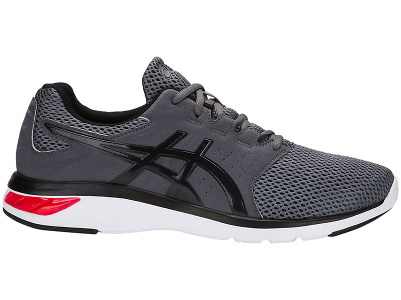 ASICS GEL MOYA MENS CARBON/CARBON/CLASSIC RED <br> T841N 9797