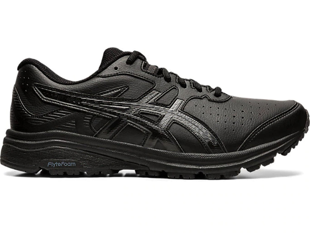 ASICS MENS GT 1000 LEATHER 2E WIDTH <BR> 1131A040 001 1