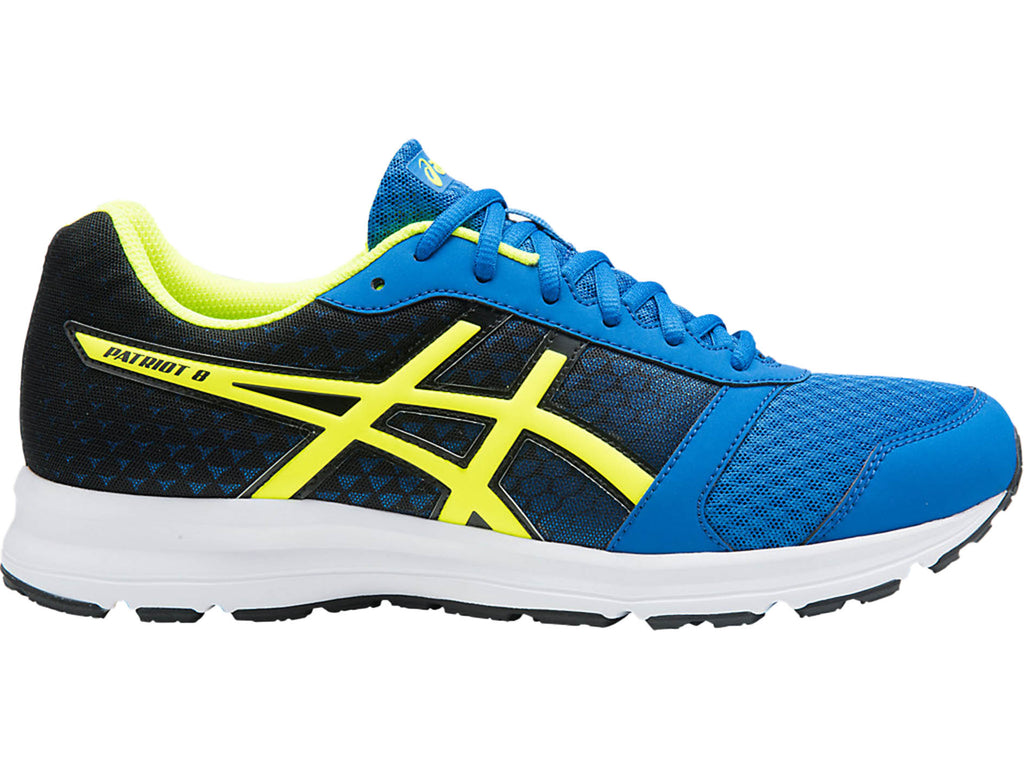 ASICS MENS PATRIOT 9 (BIGGER SIZES ONLY) <br> T823N 4507