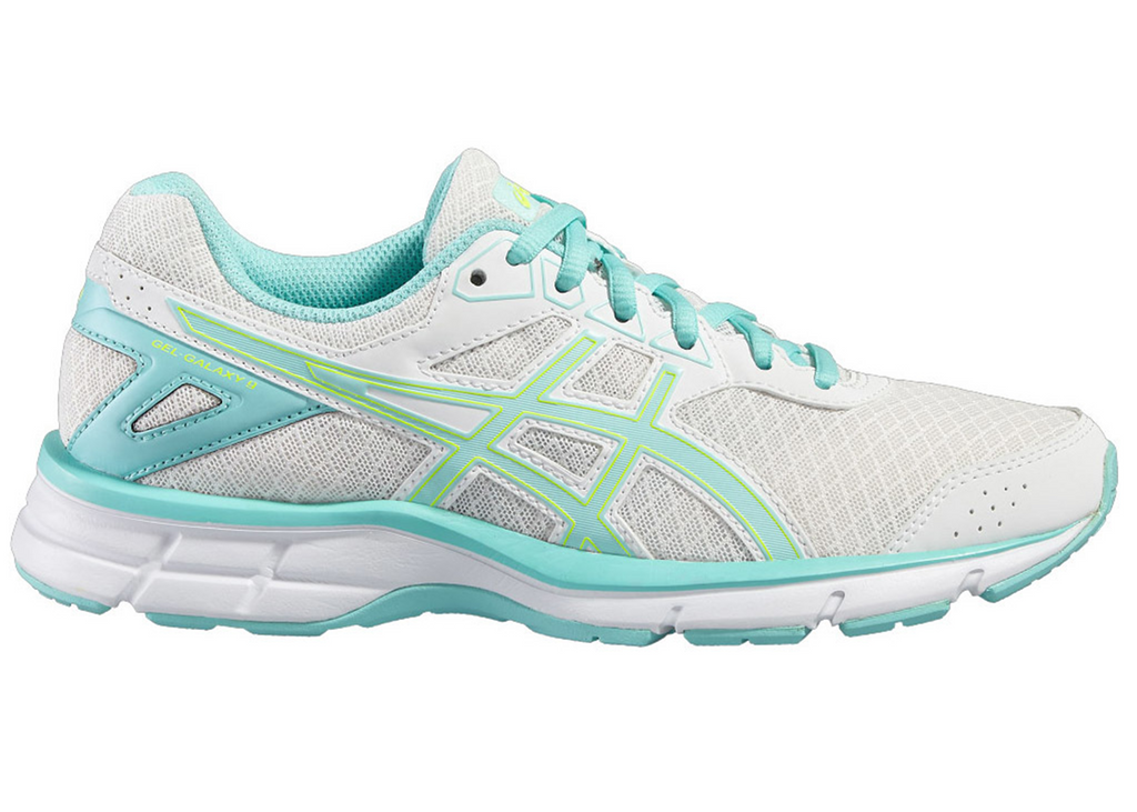 ASICS WOMENS GALAXY 9 <br> T6G5N 0178