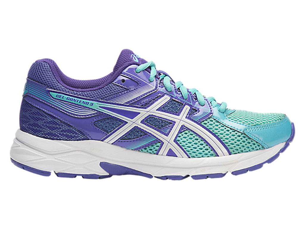 ASICS WOMENS GEL CONTEND 3 <BR> T5F9N 4001
