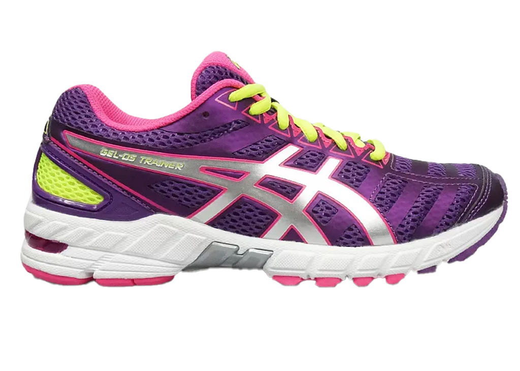 ASICS WOMENS GEL DS TRAINER 18 <br> T355N 3691