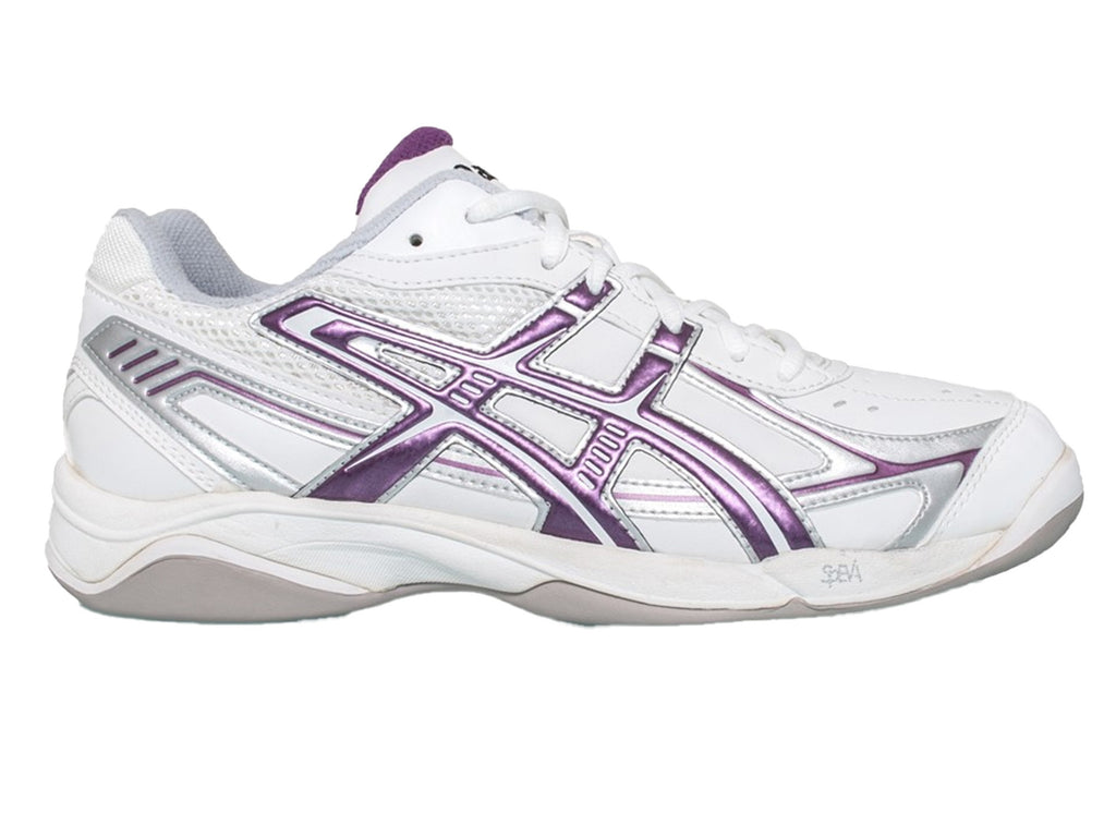 ASICS WOMENS GEL HOTKITTY (LAWN BOWLS SHOES) <BR> P977Y 0123