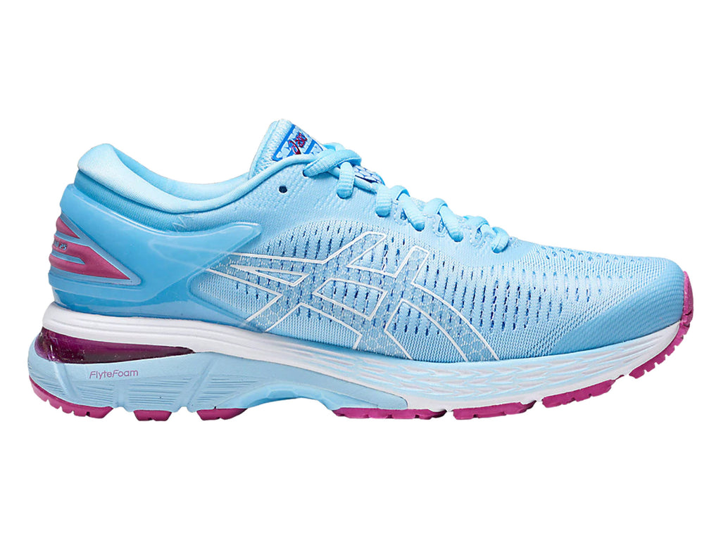 ASICS WOMENS GEL KAYANO 25 <BR> 1012A026 401