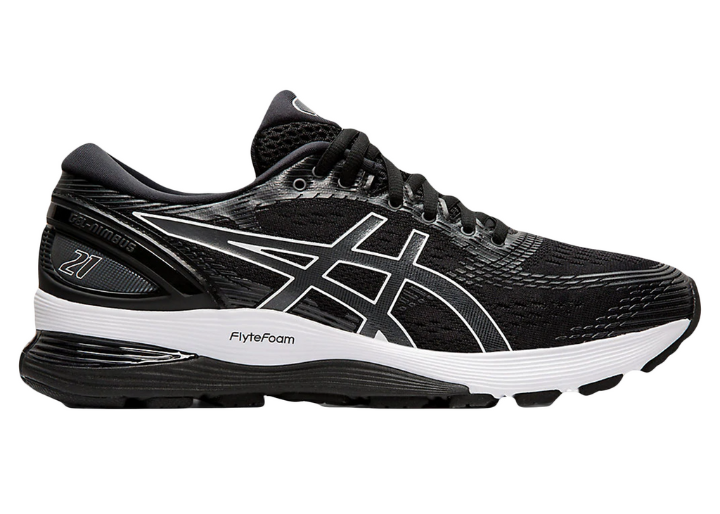 ASICS WOMENS GEL NIMBUS 21 <br> 1012A156 001