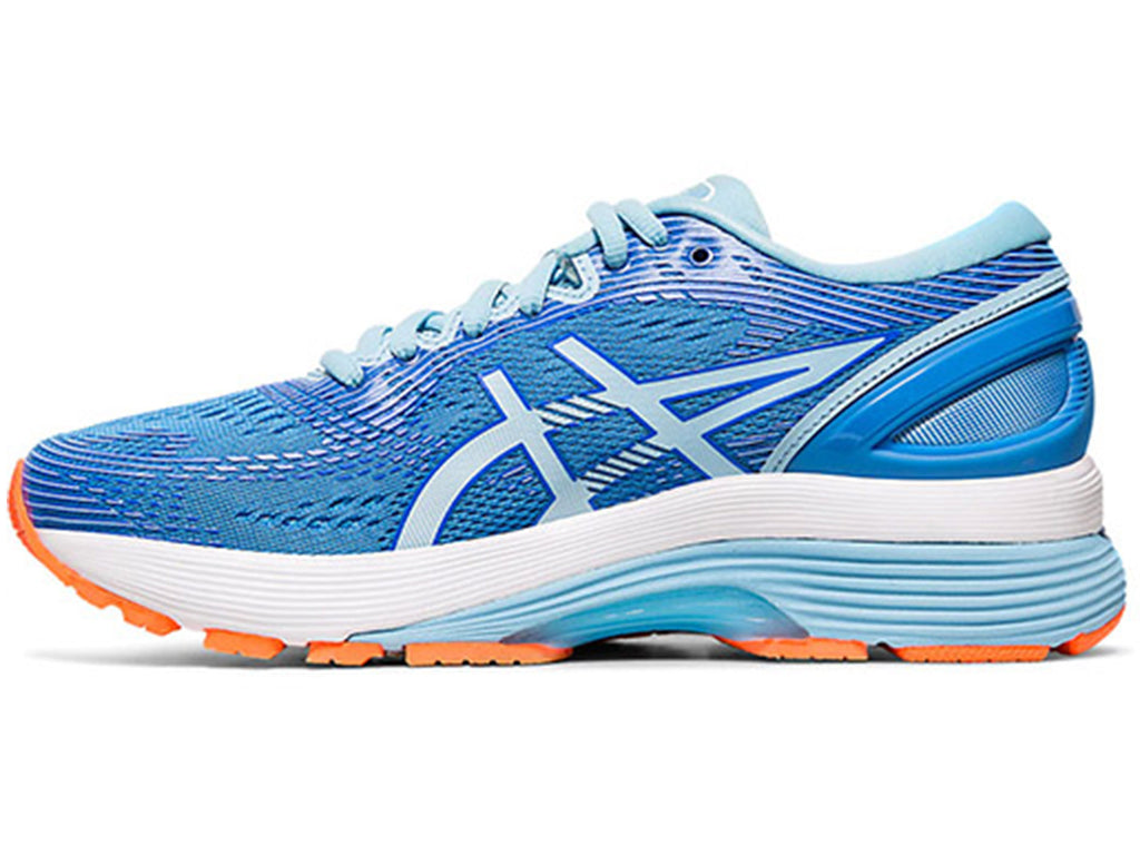 ASICS WOMENS GEL NIMBUS 21 <br> 1012A156 400