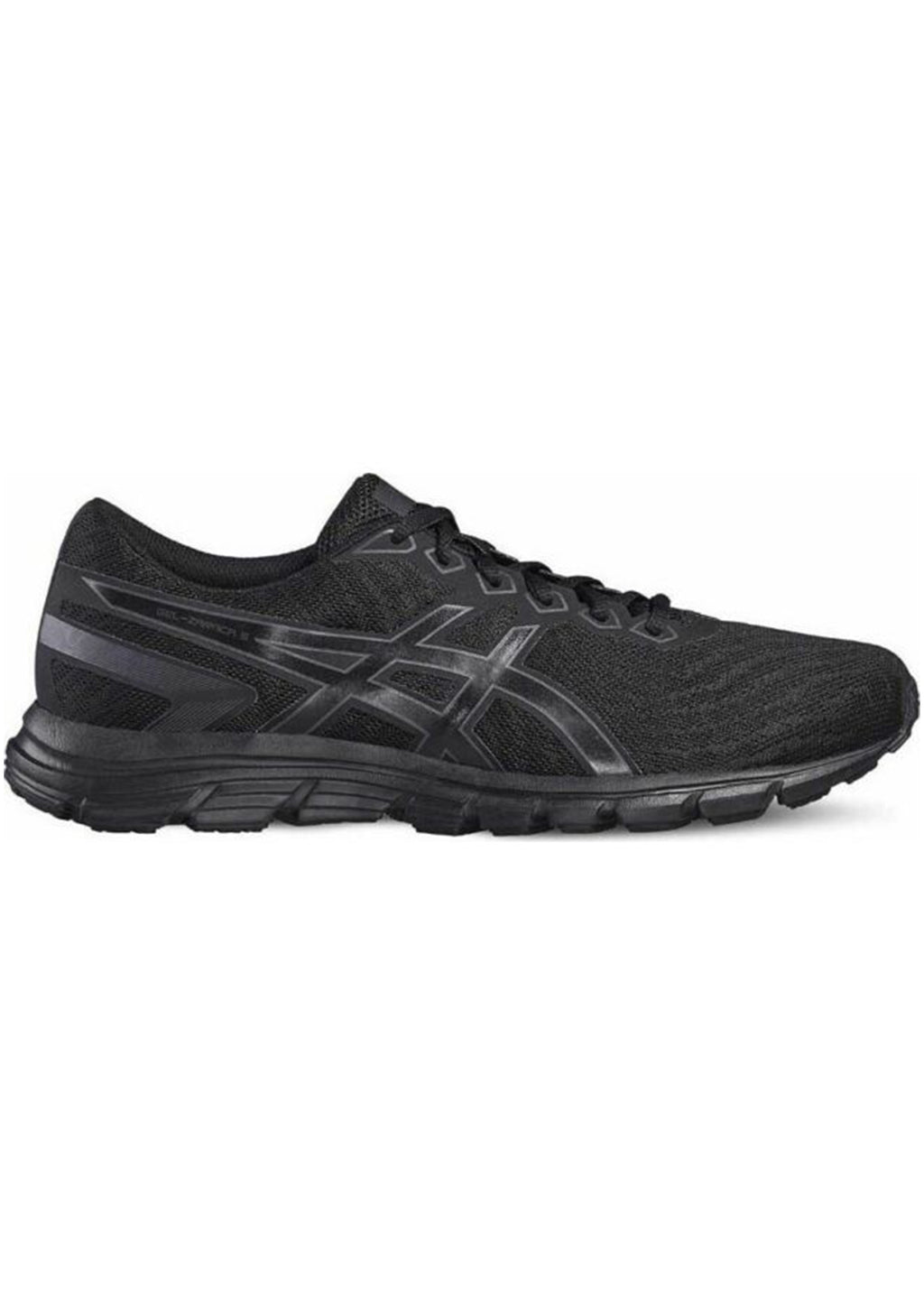 ASICS WOMENS GEL ZARACA 5 BLACK <BR> T6G8N 9095