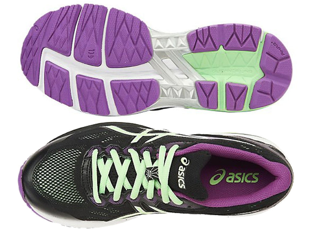 ASICS WOMENS GT 1000 5  <BR> T6A8N 9087