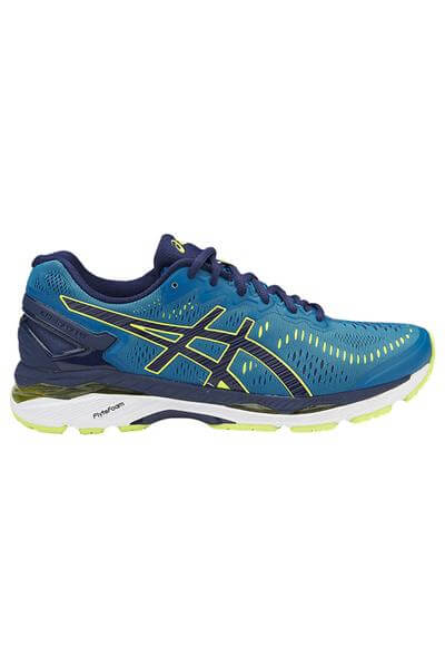 The Asics Gel Kayano 23 Men's