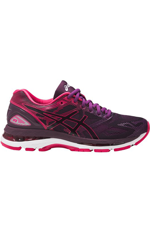 ASICS GEL NIMBUS 19 WOMENS <br> T750N 9020,- Jim Kidd Sports