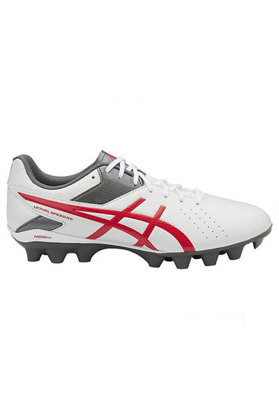ASICS LETHAL SPEED RS (0123)  MENS FOOTBALL BOOT WITH MOULDED SOLE