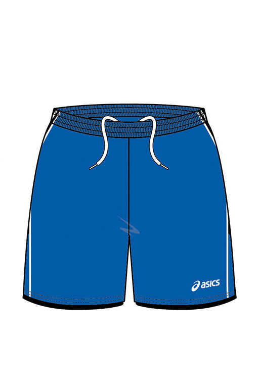 ASICS TIGREOR TRAINING SHORTS MENS ROYAL BLUE <br> LMSS1212 1009,- Jim Kidd Sports