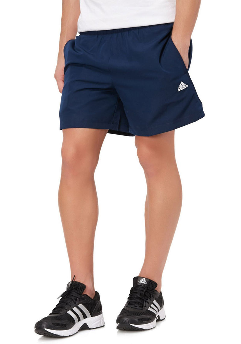 ADIDAS MENS ESSENTIAL CHELSEA SHORTS NAVY <BR> X19614