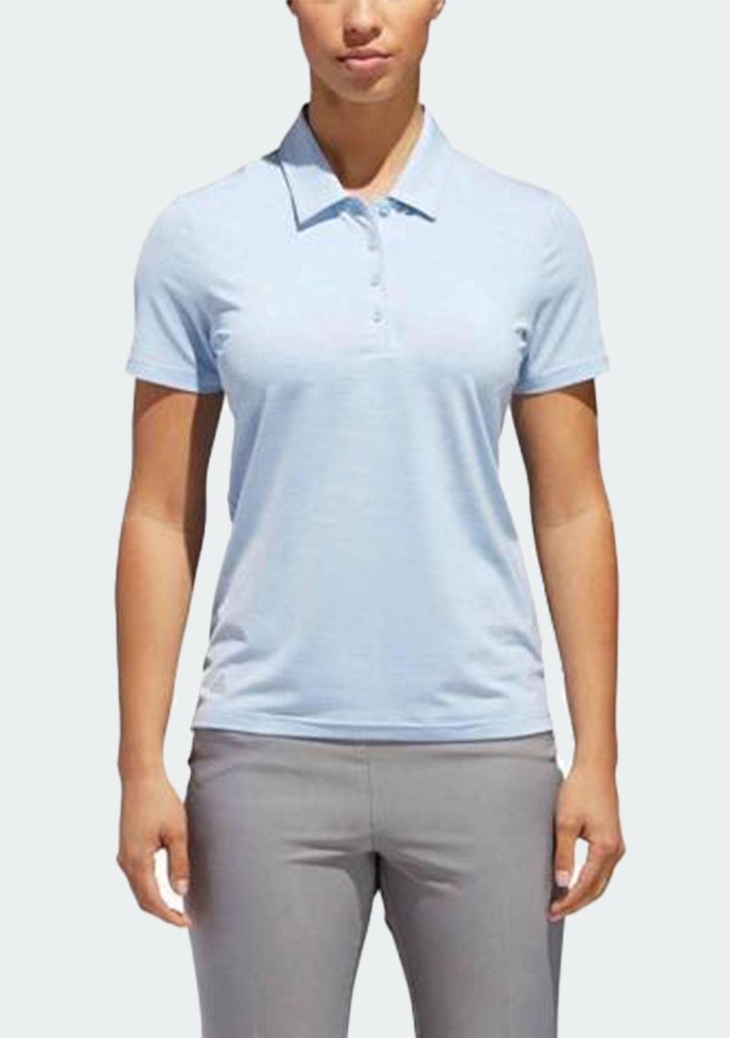 ADIDAS WOMENS ULTIMATE 365 POLO <br> CW6602
