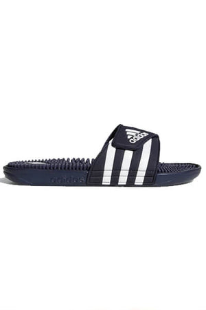 ADIDAS ADISSAGE NAVY SLIDES MENS <br> 078261