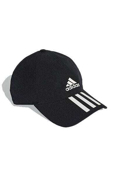 4f4807274bb ADIDAS C40 3 STRIPES CLIMALITE CAP BLACK DT8542 – Jim Kidd Sports