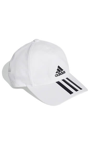 2187d40c24f7 ADIDAS C40 3 STRIPES CLIMALITE CAP BLACK DT8544 – Jim Kidd Sports