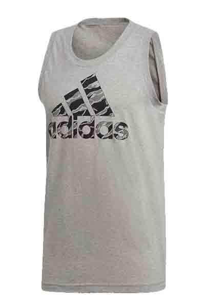ADIDAS CAMOUFLAGE TANK TOP MENS GREY <br>  DI0303