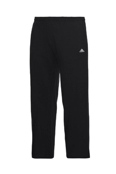 ADIDAS CORP FLEECE PANT JUNIOR <br> X04431 BLACK