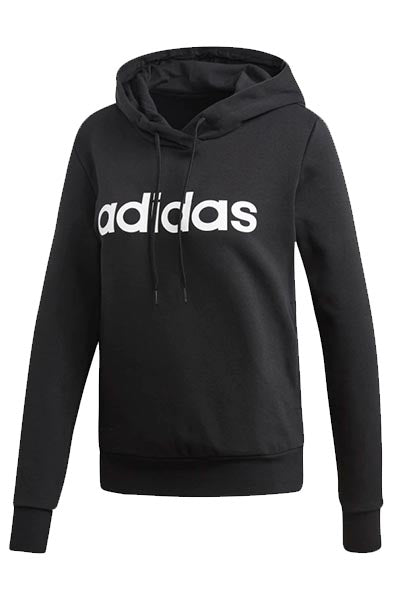 ADIDAS ESSENTIAL PULLOVER HOODIE WOMENS <br> DP2364