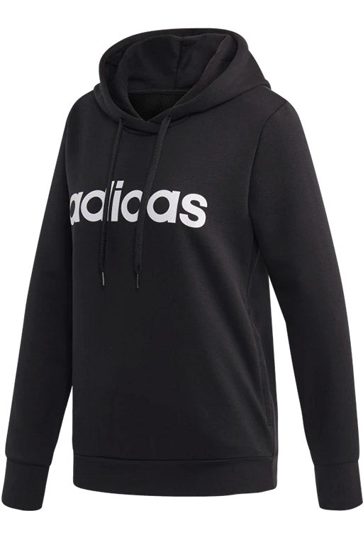 ADIDAS ESSENTIALS LINEAR OH HOODIE WOMENS <br> DP2403