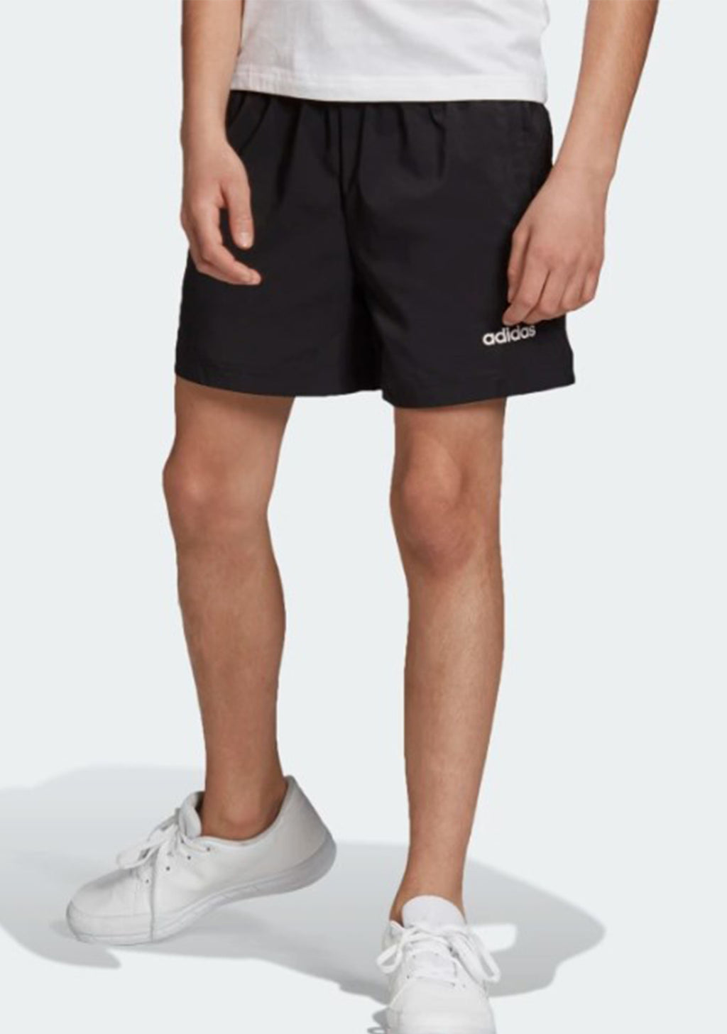 ADIDAS JUNIOR ESSENTIAL PLAIN CHELSEA CLIMAHEAT SHORTS <BR> DV1768