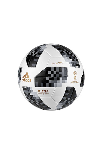ADIDAS FIFA WORLD CUP RUSSIA 2018 FOAM SKILLS BALL WITH FREE RUSSELL ATHLETIC 1L BOOT CAMP BOTTLE <br> 1190013,- Jim Kidd Sports