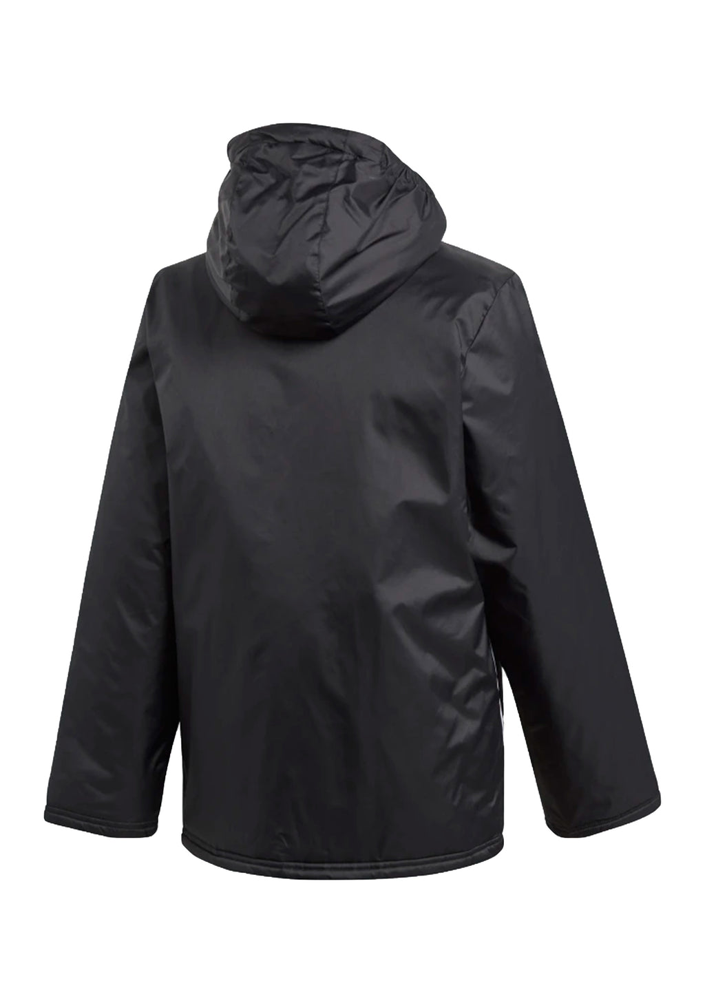 ADIDAS JUNIOR CORE 18 STADIUM JACKET BLACK <BR> CE9058