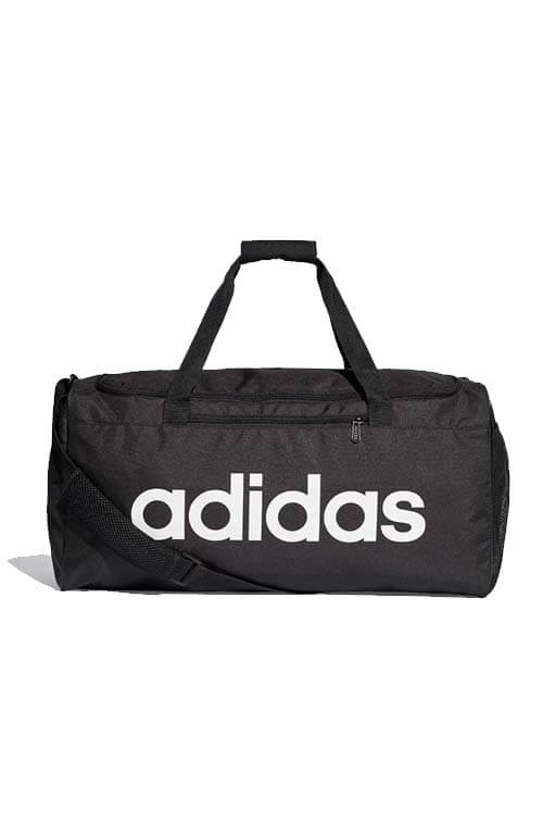 ADIDAS LINEAR CORE DUFFEL BAG MEDIUM <br> DT4819