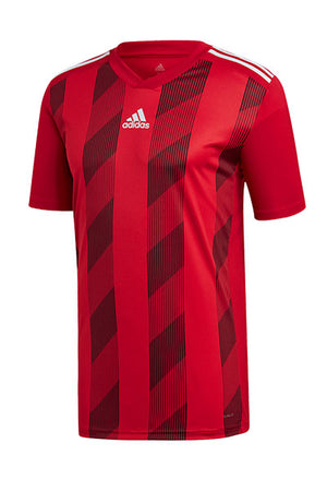 ADIDAS STRIPED 19 JERSEY JUNIOR POWER RED<br> DP3199