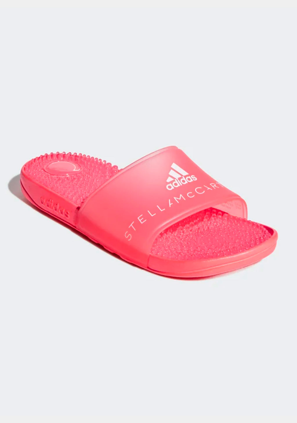 ADIDAS X STELLA MCCARTNEY WOMENS ADISSAGE SLIDES <BR> D97731