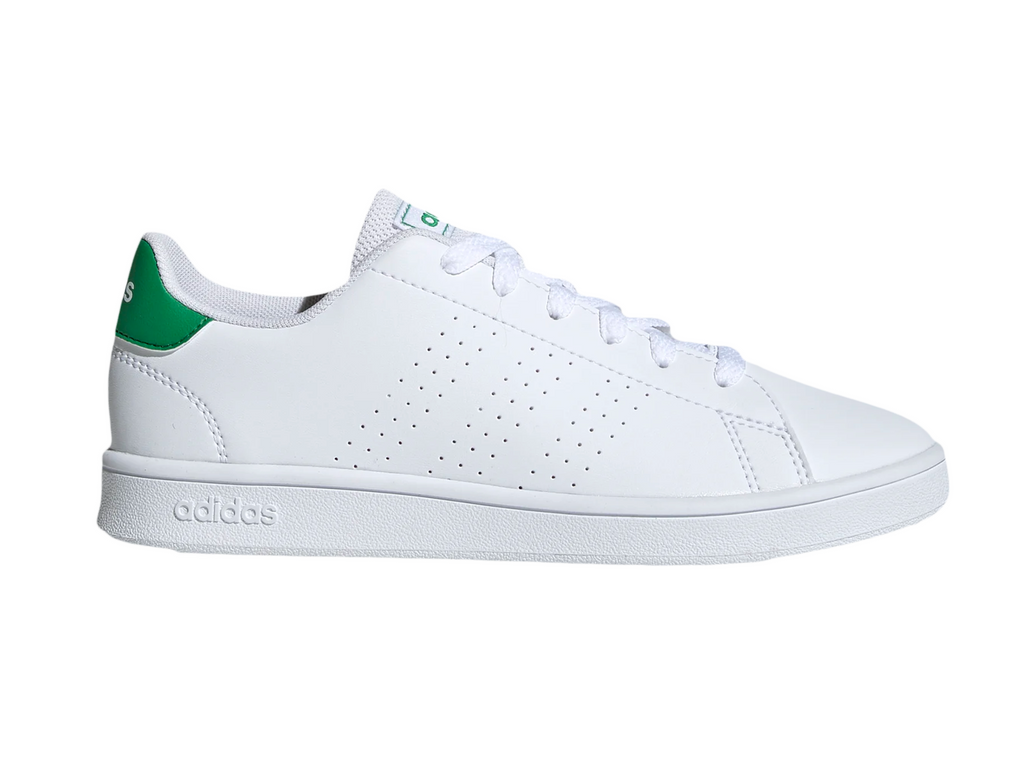 ADIDAS JUNIOR ADVANTAGE K SHOES <br> EF0213