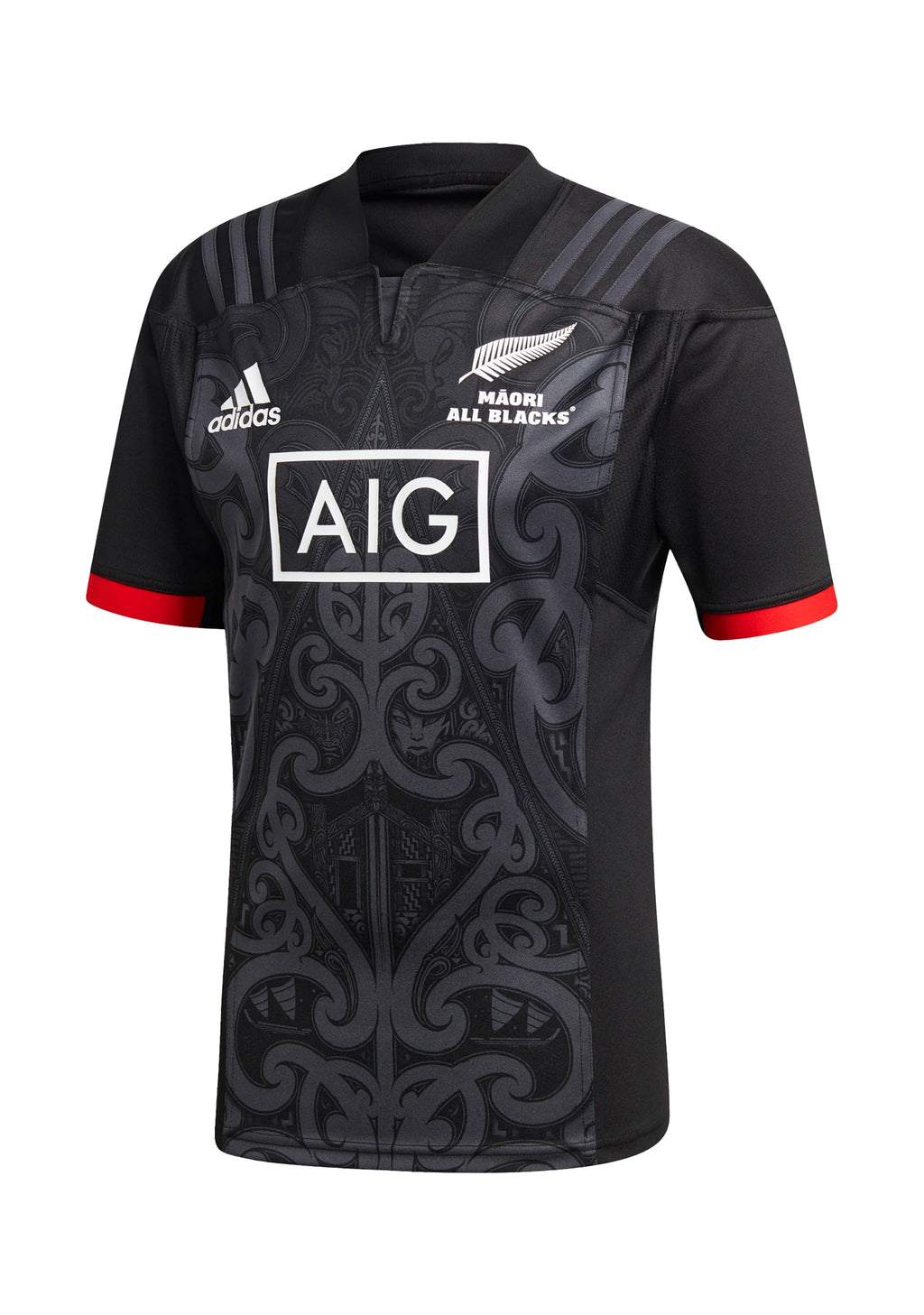 ADIDAS ALL BLACKS MAORI JERSEY MENS <br> DN5870