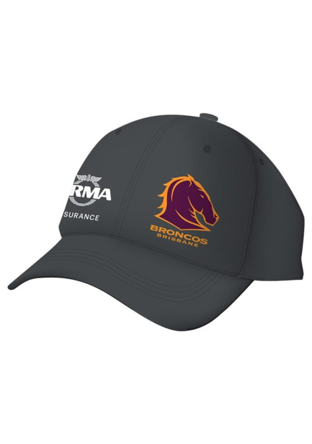 ISC BRISBANE BRONCOS 2019 TRAINING CAP <BR>BB19HAT01M