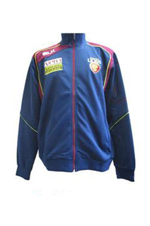 BLK BRISBANE LIONS TRAVEL JACKET MENS<br> BLJK312,- Jim Kidd Sports