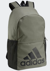 ADIDAS BADGE OF SPORT DAILY BACKPACK GREEN <br> GL8510