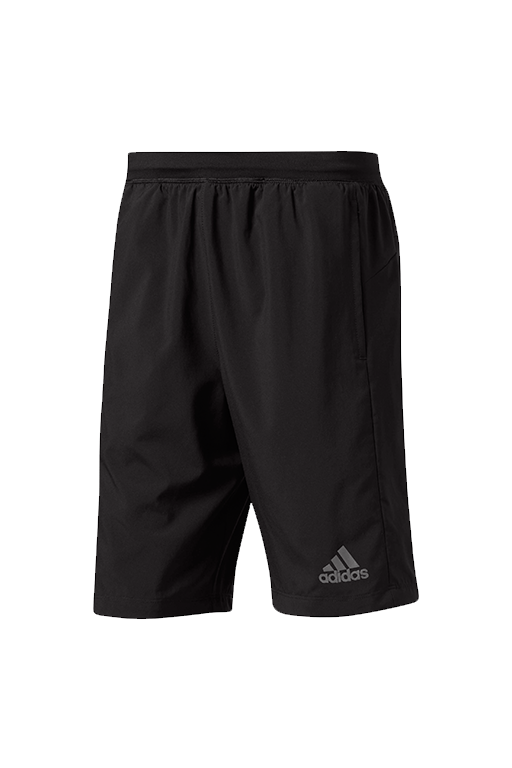 ADIDAS D2M WOVEN SHORTS MENS BLACK <br> BP8100,- Jim Kidd Sports