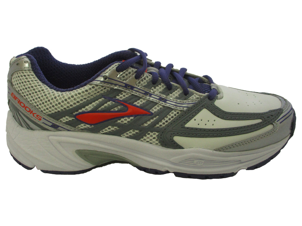 BROOKS WOMENS CONTACT 4 CROSS TRAINER (B WIDTH) <BR> 120147 369