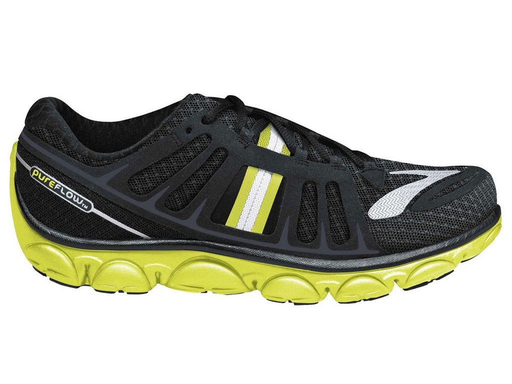 BROOKS WOMENS PUREFLOW 2 <BR> 120131 1B 735