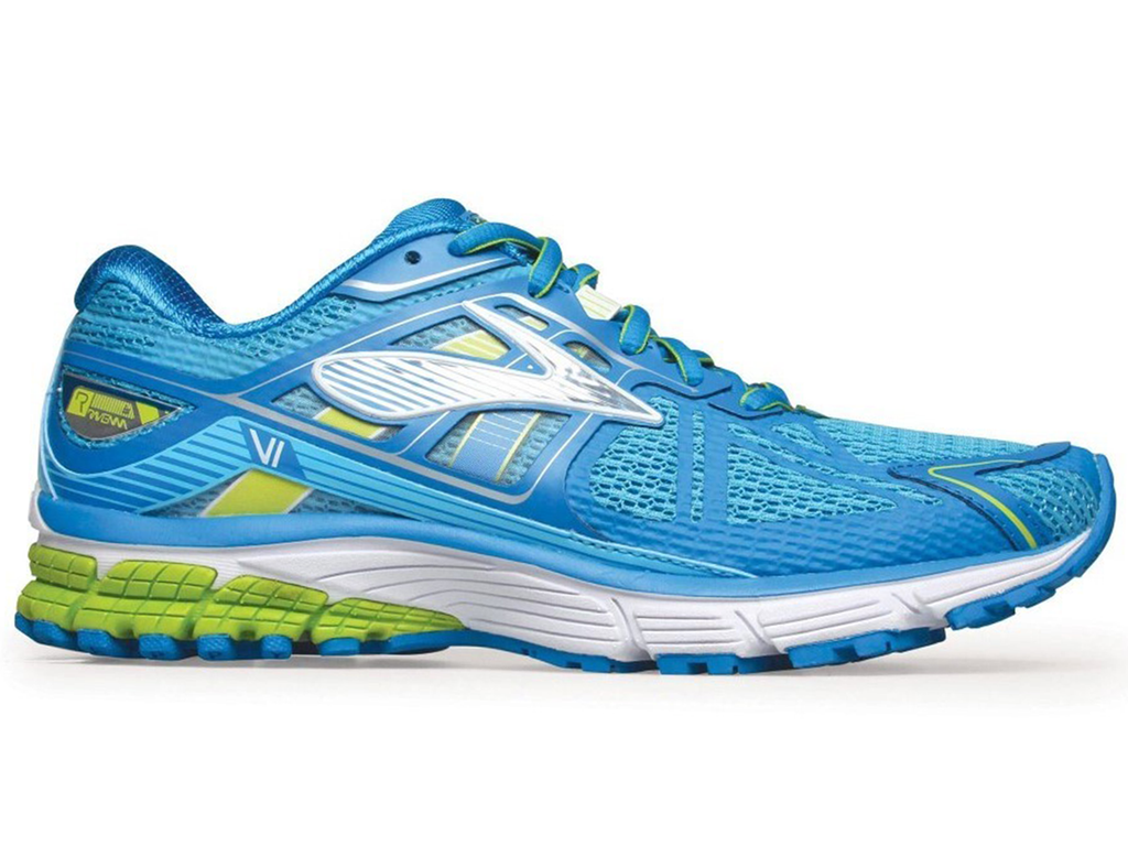 BROOKS WOMENS RAVENNA 6 <br> 120182 1B 487