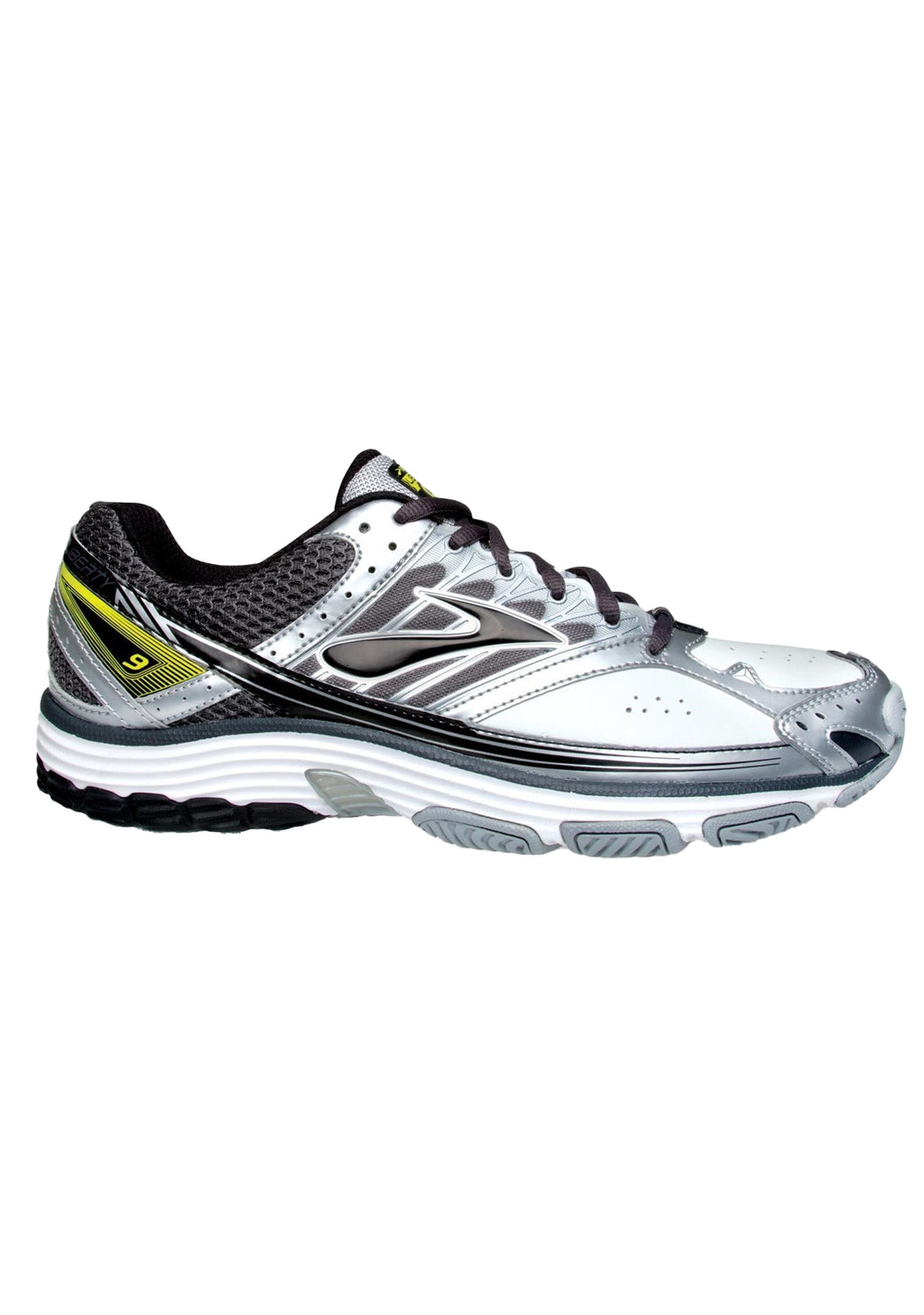 BROOKS MENS LIBERTY 9 LEATHER (D WIDTH) <br> 110220 1D 043