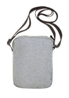 CHAMPION CROSS BODY BAG <BR> ZYWLA1 GREY