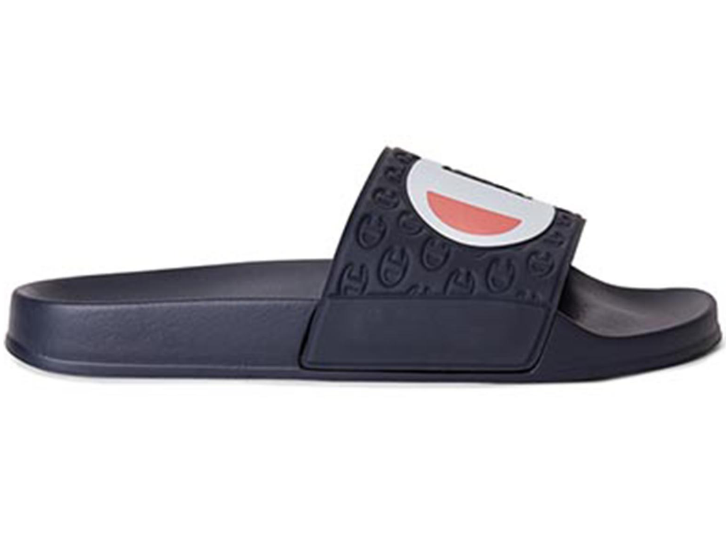 CHAMPION MENS BIG C MULTI-LIDO SLIDE <br> AXYGN NAV