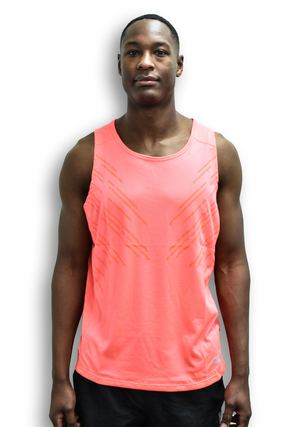 CHAMPION MENS SPRINT RUNNING TANK <br> CL8647