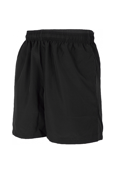 Champion Essential Microfibre Shorts Junior Black Bp72j