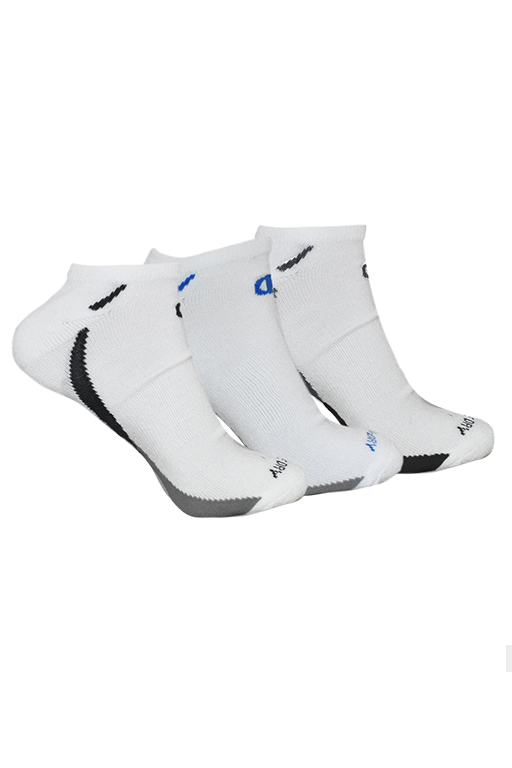 CHAMPION LOW CUT 3 PACK SOCKS MENS <br> AK115,- Jim Kidd Sports